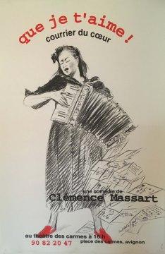 Clémence Massart - Que je t'aime ! 1995
